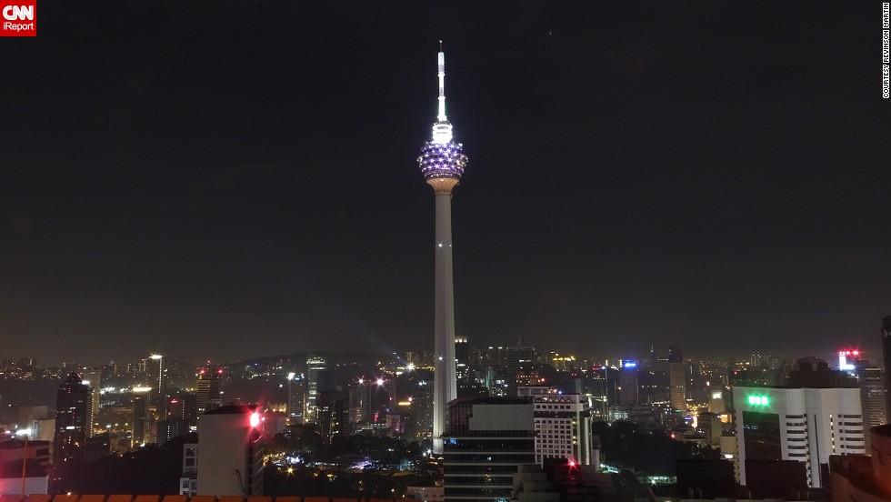 Torre Kuala Lumpur, Malasia