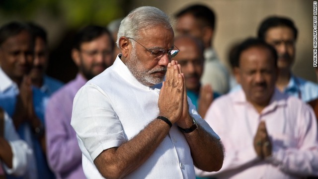 India, la mayor democracia del mundo, en manos de Narendra Modi
