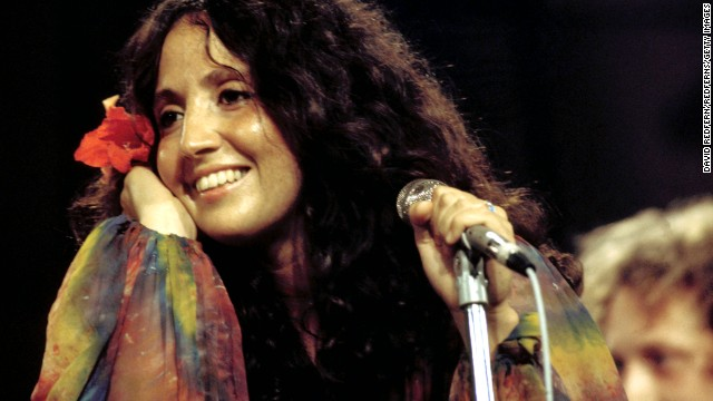 "Maria Muldaur hit the Top 10 with <a href='http://www.youtube.com/watch?v=Yt2O4Y_sQ98&feature=kp' target='_blank'>""Midnight at the Oasis,""</a> a romantic song that sent camels to bed and maintained that cactus ""is our friend."""