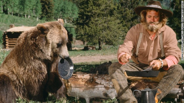 "Another surprise hit was ""The Life and Times of Grizzly Adams,"" starring Dan Haggerty as a frontiersman who becomes pals with a bear. The film was later turned into an NBC TV series."