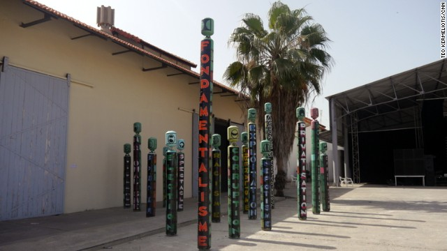 Dakar Biennale brings modern African art to the world stage