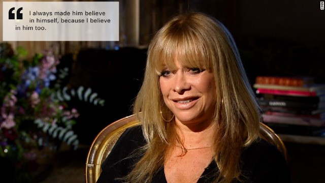 Jo Wood is the former wife of Rolling Stones guitarist Ronnie Wood. Raising a family on tour may have been unconventional, but that didn't prevent her Wood from giving her offspring a solid grounding.