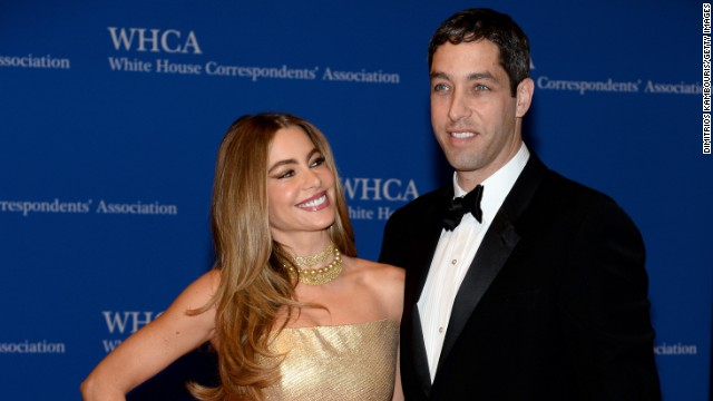 "Sofia Vergara recently announced via her WhoSay account that her engagement to producer Nick Loeb is off. The ""Modern Family"" star blamed the breakup on their busy schedules."