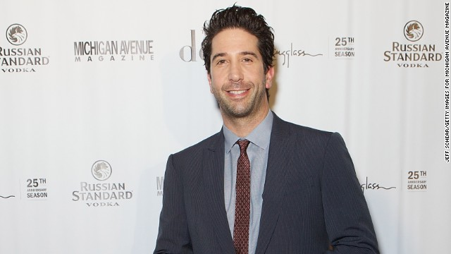 David Schwimmer was praised for his actions in May after he showed police some video of a bloody brawl, helping the authorities solve a crime.