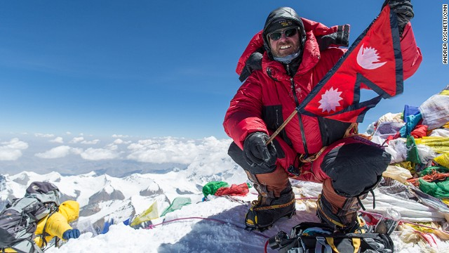 Jamie McGuinness, a veteran Everest operator, expressed surprise that climbers do not choose to climb Everest from the North Side, avoiding the treacherous Khumbu Icefall.