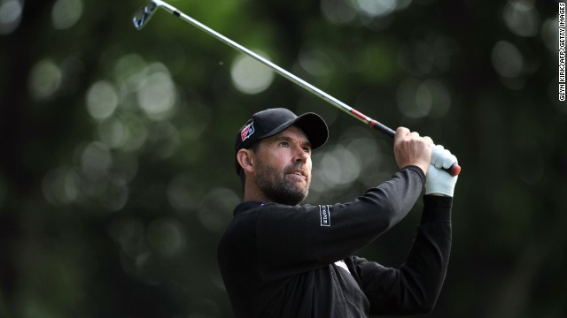 Padraig Harrinton's recent form has seen him slip down to 214th in the world rankings.