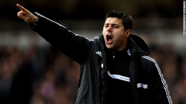 Mauricio Pochettino led Southampton to their highest ever English Premier League finish in 2014.