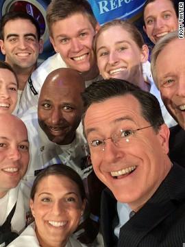 Las 31 'selfies' de la semana