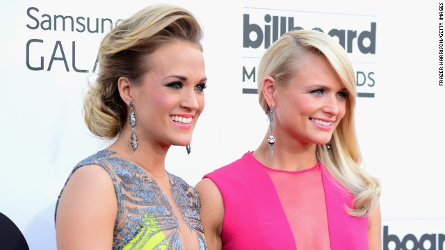 What Miranda Lambert gave Carrie Underwood