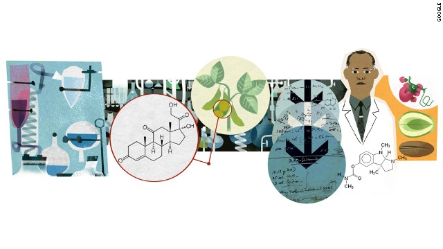 April 11, 2014: Organic chemist Percy Julian's 115th birthday