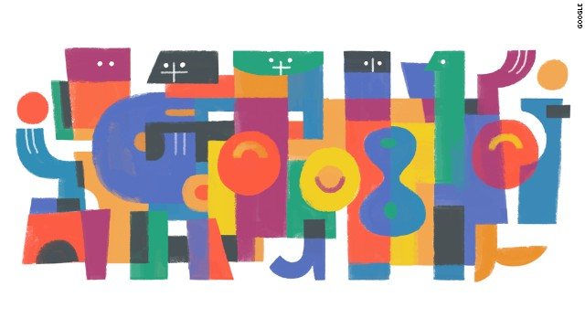 December 2, 2013: Guatemalan artist Carlos Merida's 122nd birthday