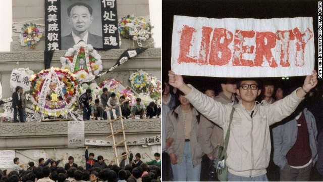 Timeline: The Tiananmen Square crackdown of 1989
