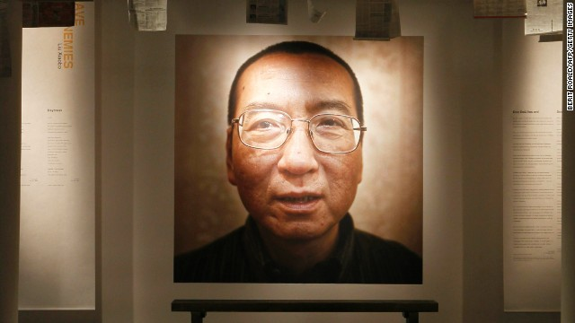"Nobel Peace Prize laureate and jailed dissident, Liu Xiaobo. Scroll through to read his poem ""June Fourth in My Body."""