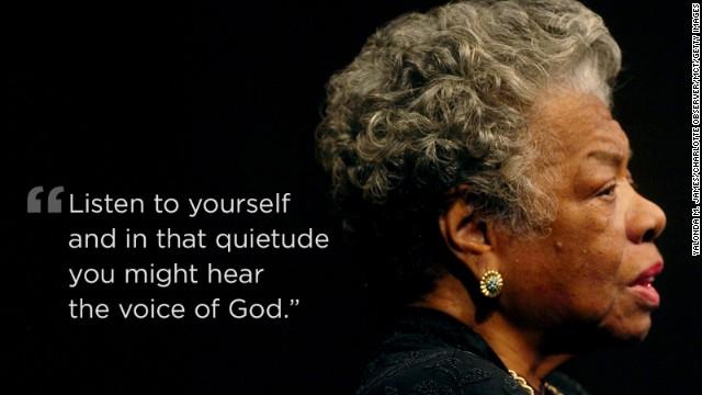 Maya Angelou Quotes: 'Phenomenal Woman' Maya Angelou Remembered