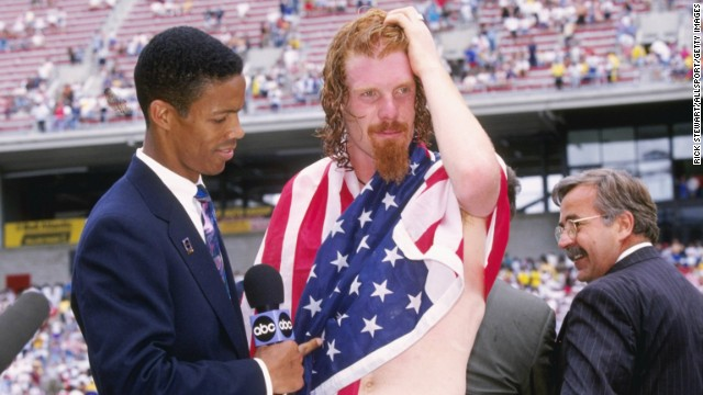 The USA 1994 World Cup was a treasure trove of iconic football styles. The host nation was well represented by Alexi Lalas, a defender whose rugged tackles were matched by his disheveled long locks and wizard-like beard. But even Lalas' admirable shabby chic couldn't save the U.S. jersey...