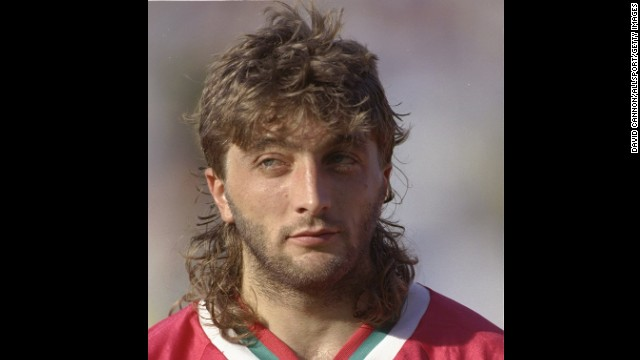 After missing out to Michael J. Fox for the lead role in the 1985 movie Teen Wolf, Bulgarian Trifon Ivanov was forced to pursue a career in football. Luckily for the defender, it all worked out for the best as he formed a vital part of the Bulgaria team which shocked the world to reach the semifinals of USA '94. An international centre-back for 10 years, Ivanov was a fearsome opponent -- especially during a full moon.