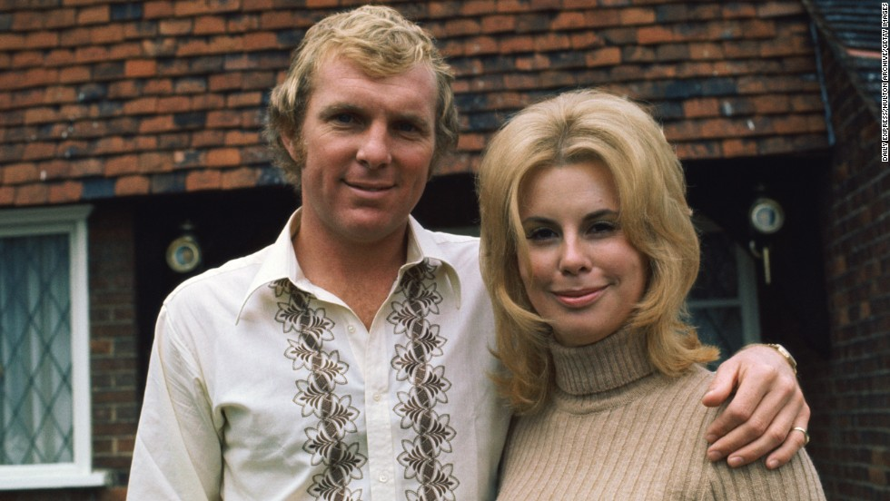 Bobby y Tina Moore