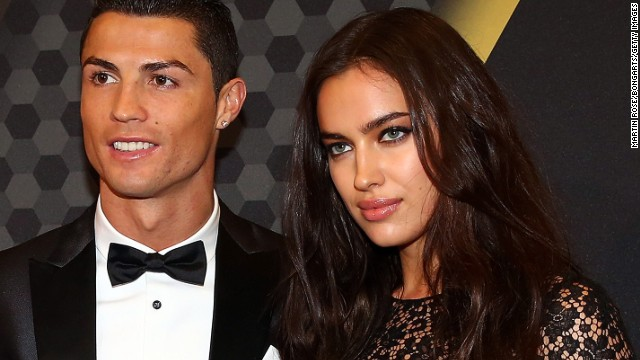 Portugal player Cristiano Ronaldo might be the <a href='http://www.forbes.com/profile/cristiano-ronaldo/' target='_blank'>most valuable </a>football player on the planet, worth $80 million, but Russian supermodel girlfriend Irina Shayk is no shrinking violet. The couple recently posed in a racy photoshoot for Spanish Vogue by fashion photographer Mario Testino.