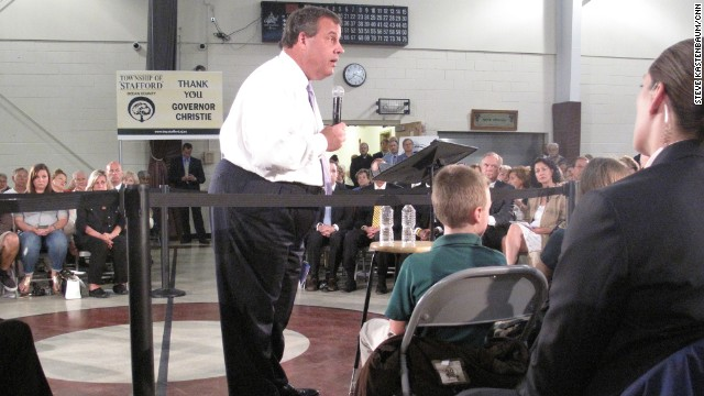 Christie: 'I am much smaller now'