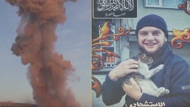 Yihadista que aparece en video de ataque suicida en Siria es de EE.UU.