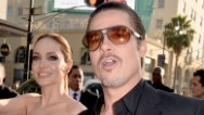 Sparks flew between Brad Pitt and Angelina Jolie the first time they worked together. Now Hollywood's hottest couple will share the screen once again.