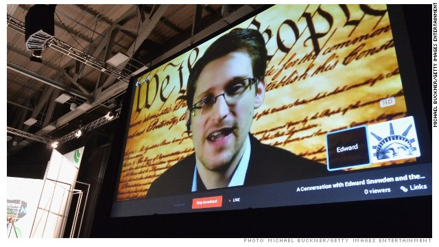 Why Snowden waited a whole year for his TV close-up