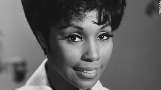 "Diahann Carroll starred in a groundbreaking TV sitcom, ""Julia,"" playing an African American single mother -- a daring show for the time."