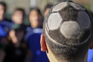 Estilos locos de la Copa del Mundo