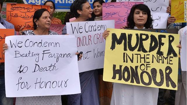 Decapitan a unos recién casados en Pakistán en un crimen de honor