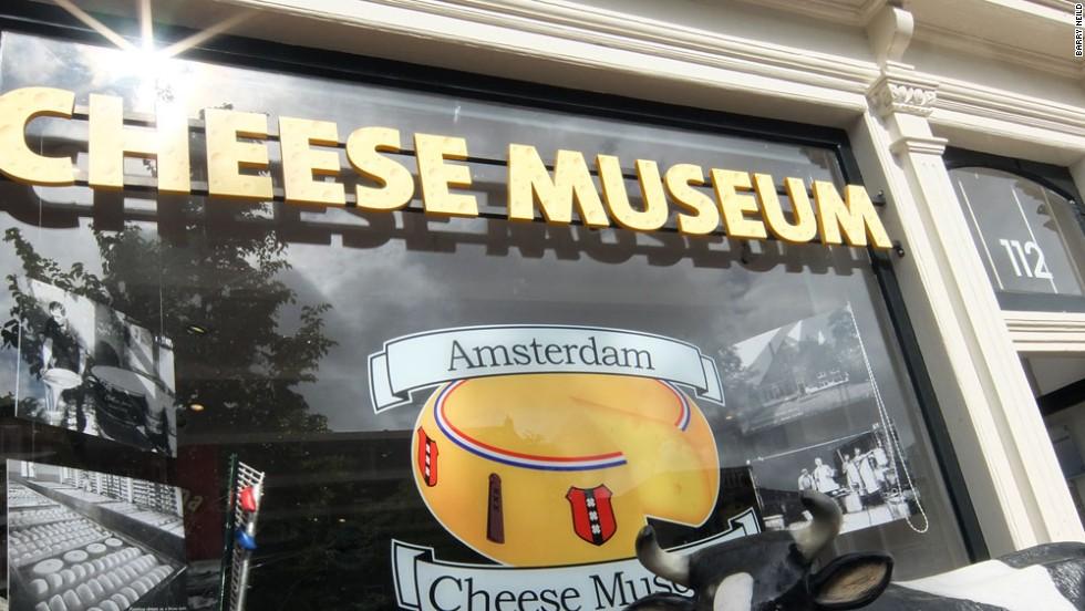7 extraños museos alrededor de Ámsterdam | CNN