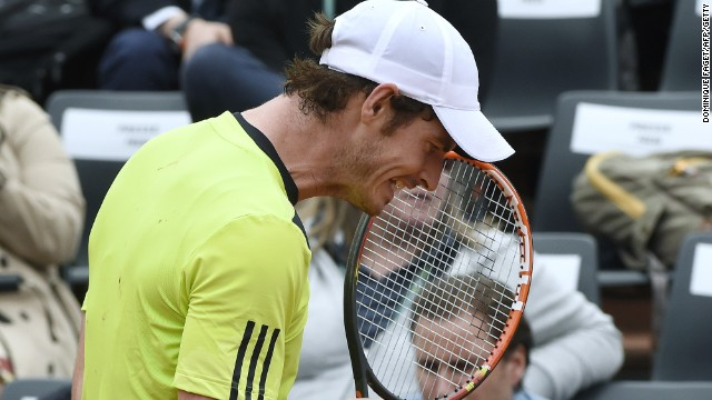 Wimbledon champion Andy Murray progressed to the third round in Paris with a straight sets win over Marinko Matosevic of Australia.
