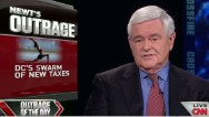 Gingrich outraged : D.C. yoga tax?!