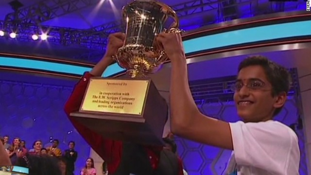 How Do You Spell T-I-E? National Spelling Bee Has Two Winners