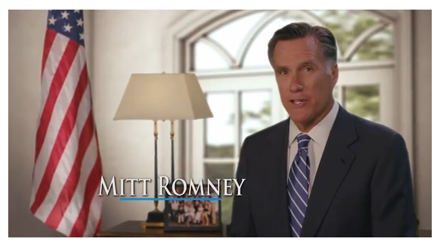 Mitt Romney: Rainmaker