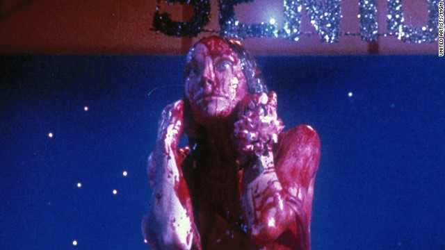 "<strong>""Carrie"" (1976)</strong> - Sissy Spacek stars as a bullied teen who isn't your average kid in this film based on a Stephen King novel. (Netflix)"