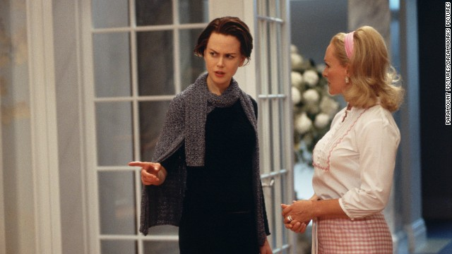 <strong>The Stepford Wives (2004)</strong> - Nicole Kidman and Glenn Close star in this remake about a community not as perfect as it appears. (Netflix)