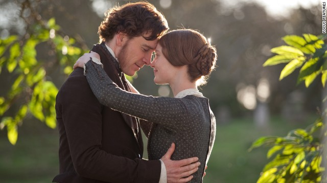 "<strong>""Jane Eyre"" (2011)</strong> - Michael Fassbender and Mia Wasikowska star in this remake of the classic. (Netflix)"