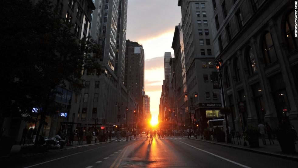 12 lugares del mundo para ver puestas de sol magníficas | CNN