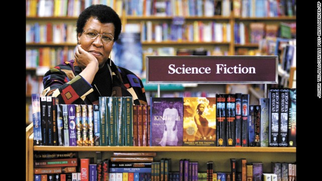 "Science fiction novelist Octavia Butler wrote of future worlds and isolation, themes familiar to her. Butler told The New York Times in 2000 that she didn't see characters like herself in the sci-fi she read as a child, so when she became a writer, she wrote herself into the story. The onetime MacArthur ""genius"" Fellow died in 2006."