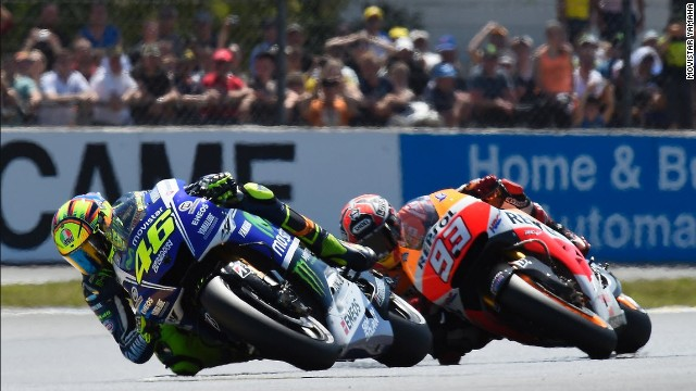 Valentino Rossi: MotoGP's 'Doctor' seeks appointment with ...