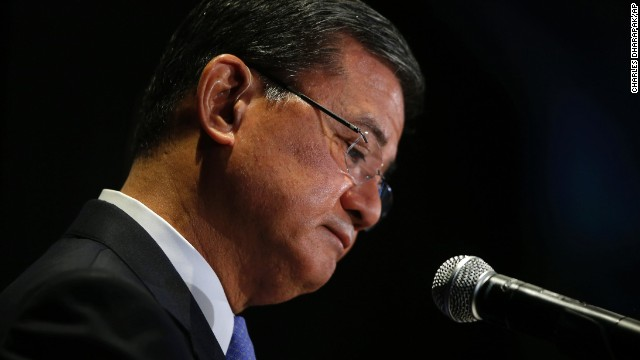 Shinseki's out, now what?