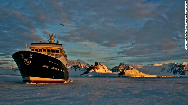 From Antarctica's dramatic icebergs, to volcanic islands in the South Pacific, these millionaire holiday-makers are on the hunt for a more meaningful escape -- and they're willing to sail to the ends of the Earth to find it.