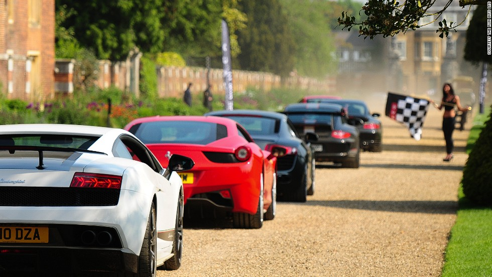 Do you fancy driving a Lamborghini down a picturesque country road in France, revving your car's powerful engine while the stunning scenery whizzes past you? And how about an al-fresco Michelin-star lunch, followed by a helicopter ride to Monaco and partying with Formula One stars after that? <!-- --> </br><!-- --> </br>If you have $58,000 to spare, <a href='http://therunto.com/' target='_blank'>The Run to Monaco</a> can organize this for you. The annual event sees a fleet of supercars drive from England to the south of France, stopping by luxury hotels and restaurants along the way, and ending in Monaco just in time for the <a href='http://www.monaco-grand-prix.com/2542-monaco-f1/' target='_blank'>Grand Prix</a>. <!-- --> </br><!-- --> </br>Interviews by <a href='https://twitter.com/M_Veselinovic' target='_blank'><strong>Milena Veselinovic</strong> </a>