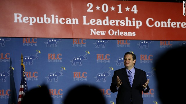 Ted Cruz wins presidential straw poll at Republican Leadership Conference
