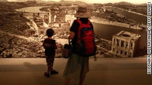 Visiting the Hiroshima Peace Memorial Museum is a sobering experience.