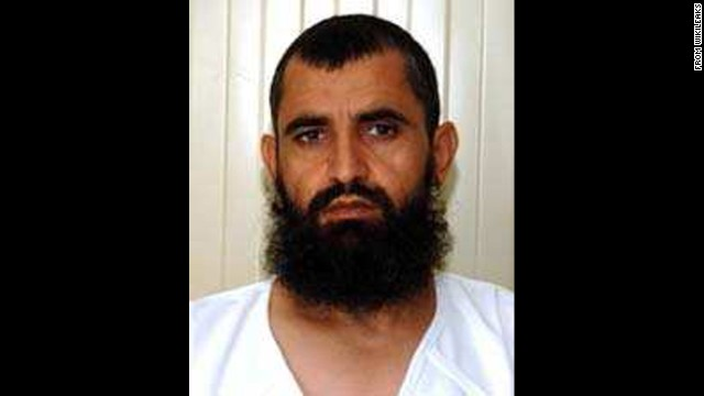<strong>Abdul Haq Wasiq </strong>was the deputy chief of the Taliban regime's intelligence service. Wasiq claimed, according to an administrative review, that he was arrested while trying to help the United States locate senior Taliban figures. He denied any links to militant groups.