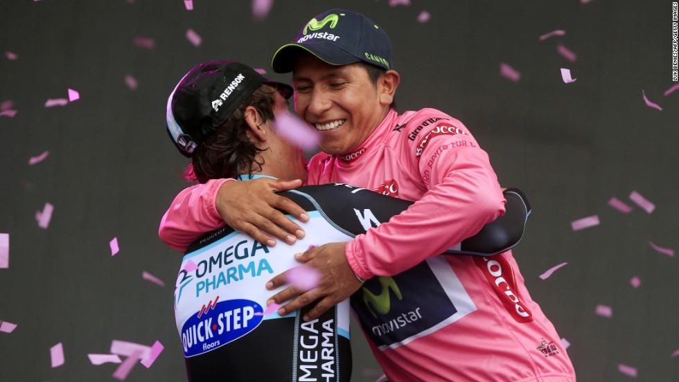 Giro de Italia 2014
