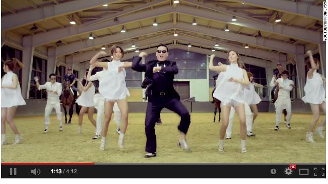 'Gangnam Style' suma más de 2.000 millones de reproducciones en YouTube
