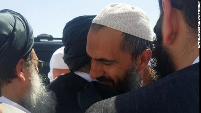 Photos: Released Guantanamo Taliban detainees arrive in Qatar