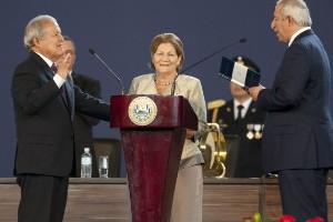 Sánchez Cerén toma posesión como presidente de El Salvador